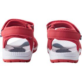 Reima Ratas Sandals Kids, reima red